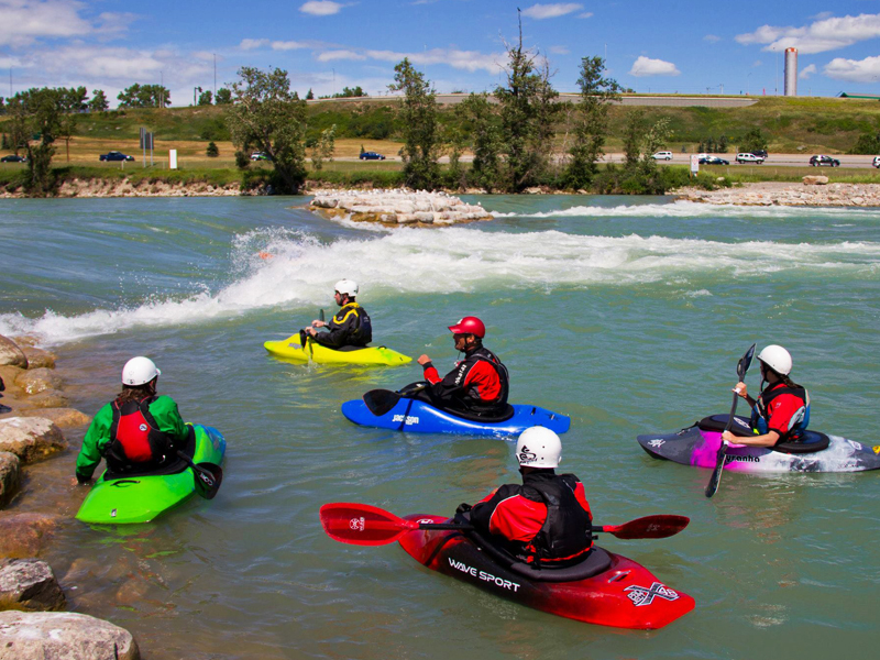 Calgary's River Access Strategy Support Needed