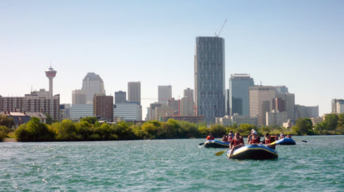 Calgary's River Access Strategy Released to the Public