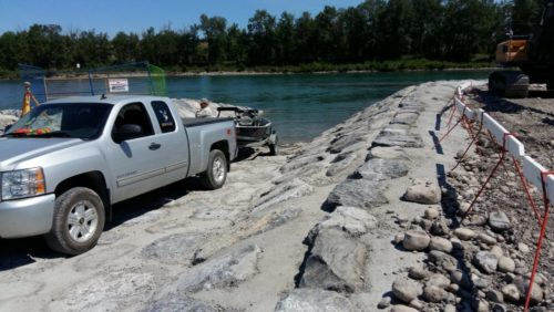 BOAT RAMP IMPROVEMENTS