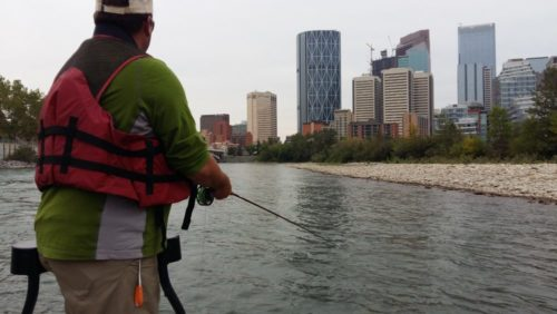 Bow River Access Update – March 2019