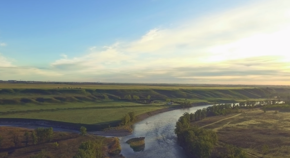 Ricardo Ranch Area Structure Plan – A Proposal for a New River Access Site