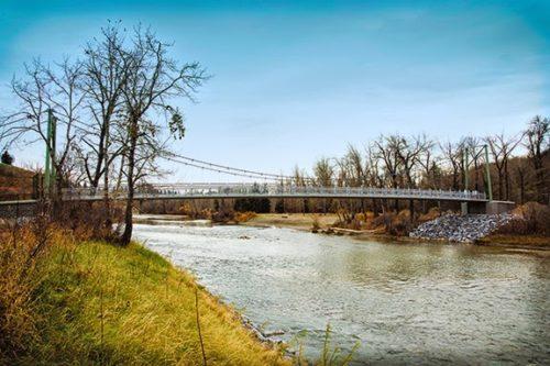 Elbow River Spawning Habitat Restoration Pilot Project