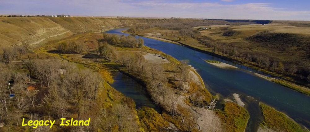 The Demise of the Bow River Legacy Island River Access